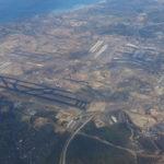 Новый аэропорт Стамбула получил первую взлетно-посадочную полосу