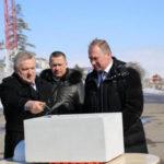 В аэропорту Хабаровска начали строить новый терминал внутренних авиалиний