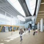 В новом аэропорту Саратова начали строить терминал